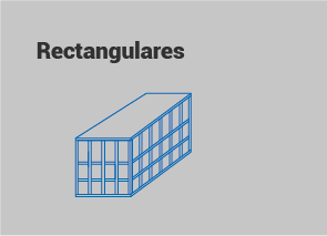rectangulares